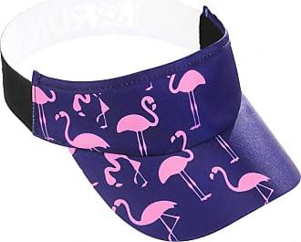 Hupi Viseira para Corrida Hupi Flamingo, Cor: Roxo, Tamanho: Único
