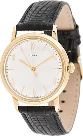 Timex Relógio Marlin Hand-Wound - Preto