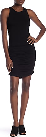Young Fabulous & Broke Becky Cutout Ruched Tank Dress
