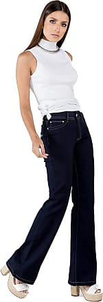 Latifundio Calça Jeans Flare Latifundio Azul - 36