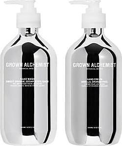 Grown Alchemist Body care Hand care Hand Care Kit Hand Wash Sweet Orange, Cedarwood, Sage 500 ml + Hand Cream Vanilla, Orange Peel 500 ml 1 Stk