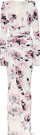 Alexandre Vauthier Floral stretch-jersey maxi dress
