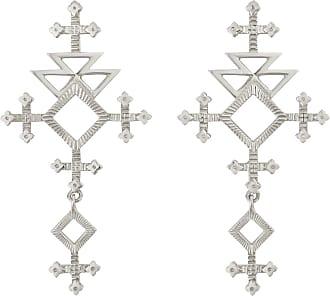 Zoe & Morgan Talitha Ohrringe Silber - one size | sterling silver | silver - Silver/Silver