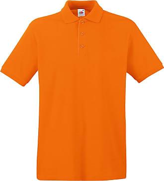 Fruit Of The Loom Fruit Of The Loom Premium Polo Orange 2xl