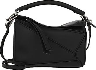 Loewe Puzzle Mini Bag Black Umhängetasche schwarz