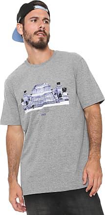 Globe Camiseta Globe C.D. Independência Cinza