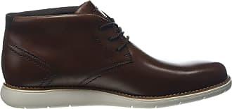 Rockport Mens Total motion sport dress Chukka Boots, Brown (Tan Leather 005), 7.5 (41 EU)