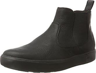 33bfe66facced9 Timberland Herren Amherst Sensorflex Chelsea Boots Schwarz (Black) 43 EU