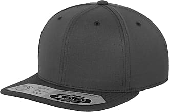 Yupoong Flexfit 110 Fitted Snapback - Black