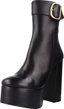 Yellow Womens Boots, Farbe Black, Marke, Modell 92890 Negro (Negro)