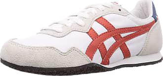 Onitsuka Tiger Serrano Shoes White/fire Opal