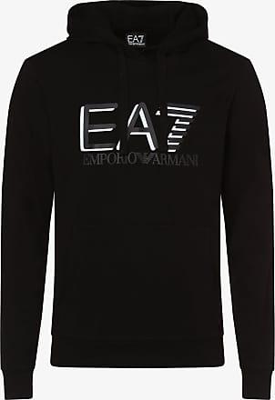 Emporio Armani Herren Sweatshirt schwarz