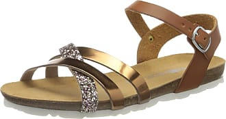 Rohde Womens Asti Ankle Strap Sandals, Brown (Cuoio 76), 6.5 UK