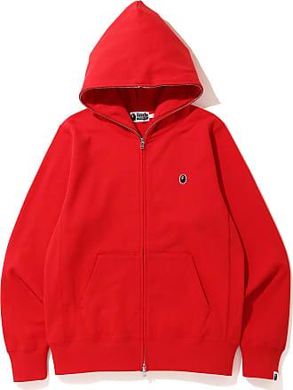 A Bathing Ape One Point zip hoodie