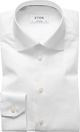 Eton Hochwertiges Businesshemd, Contemporary Fit von Eton in Weiss für Herren