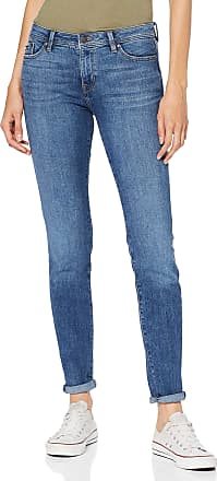 EDC by Esprit Womens 999cc1b805 Skinny Jeans, Blue (Blue Medium Wash 902), W26/L30 (Size: 26/30)