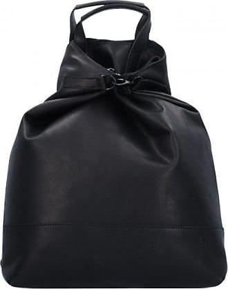 Jost Futura X-Change 3in1 Bag Zaino pelle 48 cm scomparto Laptop Black