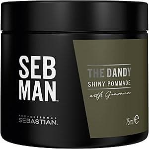 Sebastian Hair care Seb Man The Dandy Light Hold Pomade 75 ml