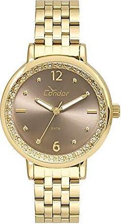 Condor Relógio Condor Feminino Braceletes Co2035fnf/4m - Dourado