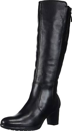 Ara Womens Ohara Knee High Boot, Black Soft Calf, 8 UK