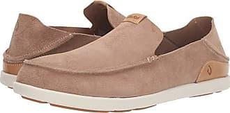 Olukai Nalukai Kala Slip-On (Sand/Bone) Mens Shoes