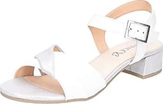 Caprice Da. Sandalette 9 9 28306 20, Damen Sandalen, Weiß