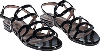 Albano sandalo basso, 36 / nero
