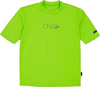 ONeill Hybrid in pile Shirt GREEN AOP ONeill MEN/'S CLOTHING