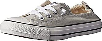 Converse Womens Chuck Taylor Shoreline Slip Casual Shoe, Gray- 5 B(M) US Women / 3 D(M) US Men