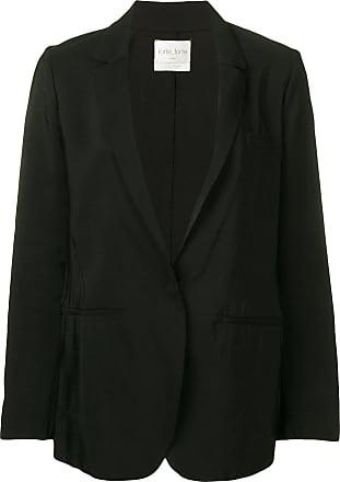 Forte_Forte black formal blazer