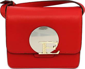 Ermanno Scervino Borsa ERMANNO SCERVINO SMALL FLAP BAG GIULIA RED 12400966