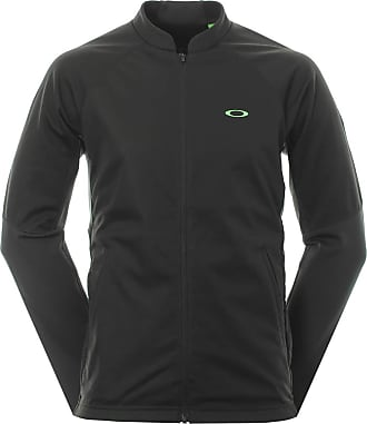 Oakley Mens Engineered Softshell Fleece Jacket, C, Medium