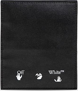 Off-white Card Holder With Logo Mens Black
