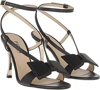 Furla Sandals - Ribbon Sandals Nero - black - Sandals for ladies