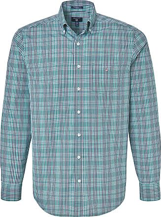 GANT Skjorta button down-krage från GANT grön 29fb835928434