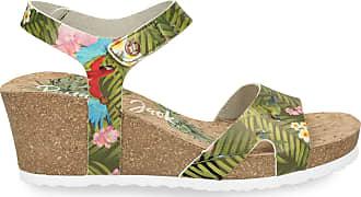 Panama Jack Womens Sandals Julieta B2 Napa Tecno Kaki/Kakhi 40 EU