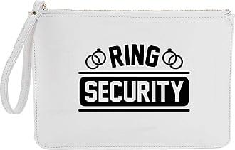 Flox Creative Grey Clutch Ring Security