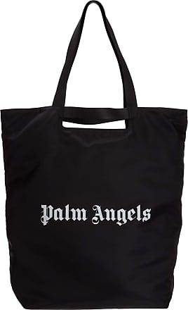 Palm Angels men tote bag black