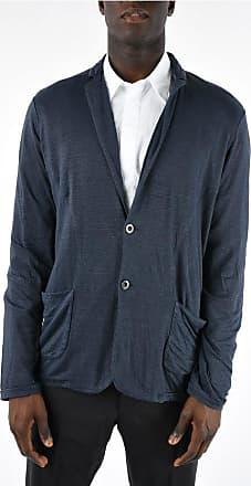 Roberto Collina Linen Blend Knitted Blazer size 54