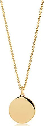 Sif Jakobs Jewellery Pendant Follina Pianura - 18k gold plated
