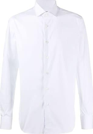 Xacus slim-fit shirt - White