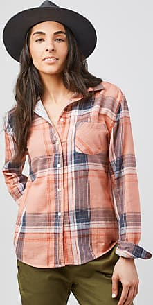 United By Blue North Point Plaid Button Down