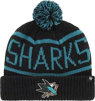 47 Brand 47 NHL San Jose Sharks Calgary 47 CUFF KNIT