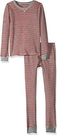 f4a6f6b717e4 Burt's Bees Baby Unisex Baby Big Holiday Pajamas, 2-Piece PJ Sets, 100