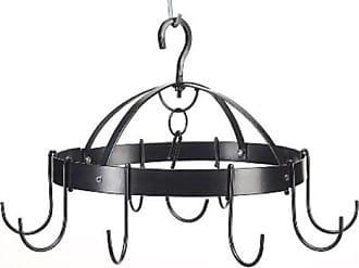 Zingz & Thingz 57070366 Mini Round Small Hanging Cookware Holder