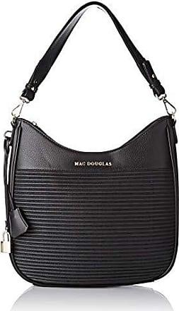 75bac74089 Mac Douglas Gary Rymel - Sacs portés épaule - Femme - Noir (Noir) -