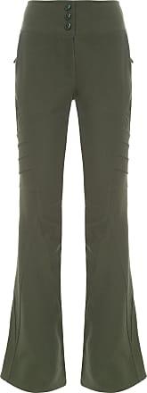 Shoulder Calça Flare Militar Shoulder - Verde