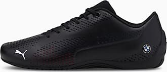 Puma Womens PUMA BMW M Motorsport Drift Cat 5 Ultra Trainers, Black/Marina, size 6.5, Shoes