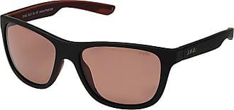 Zeal Optics Radium (Matte Brick/Polarized Rose Lens) Athletic Performance Sport Sunglasses