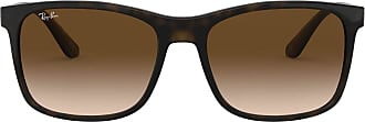 Ray-Ban Mens 0rb4232 Sunglasses, Negro, 57